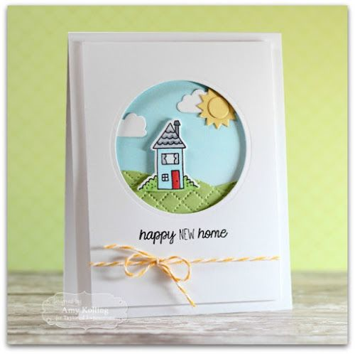 25+ Best Ideas About New Home Cards On Pinterest