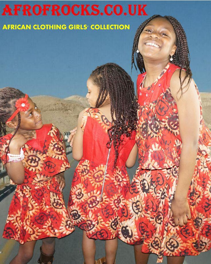 9 besten African clothing for children Bilder auf Pinterest | Kinder ...