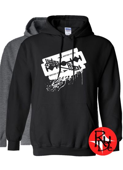 This lightweight pullover hooded sweatshirt for men is comfortable and style. It has the classic kangaroo front pocket. drawstrings at hood and set-in sleeces. Resinforced cuffs and waisband add extra durability. The material is made from 50% cotton 50% polyster and has a fabric weight of 7.8 oz.