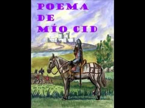 """EDAD MEDIA- El Cantar del Mío Cid """"El destierro"""" (Anónimo). Año 1 -- Tema 3"""
