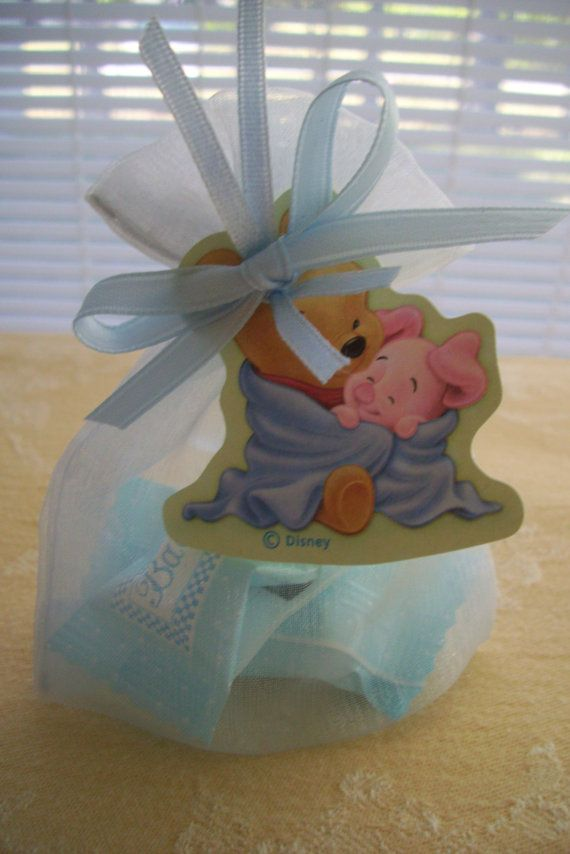 Winnie The Pooh Baby Shower Favors By Babybundlesandmore On Etsy, $12.00