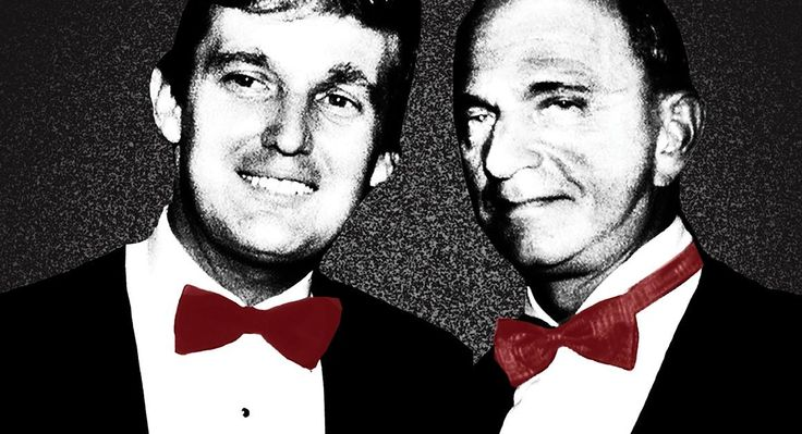 'He Brutalized For You' How Joseph McCarthy henchman Roy Cohn became Donald Trump's mentor.   Read more: http://www.politico.com/magazine/story/2016/04/donald-trump-roy-cohn-mentor-joseph-mccarthy-213799#ixzz46JJA2PHh
