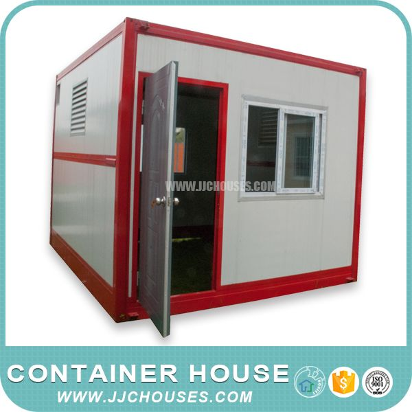 www.jjchouses.com prefab shipping container homes: With standard steel chassis, saving installation time, we have very good price for this 20 feet container house plans.