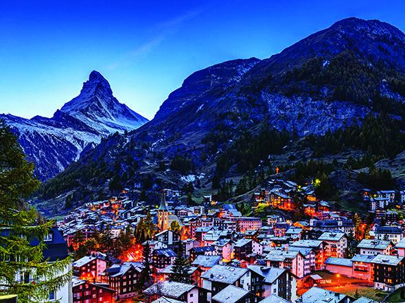 Ελβετία Zermatt