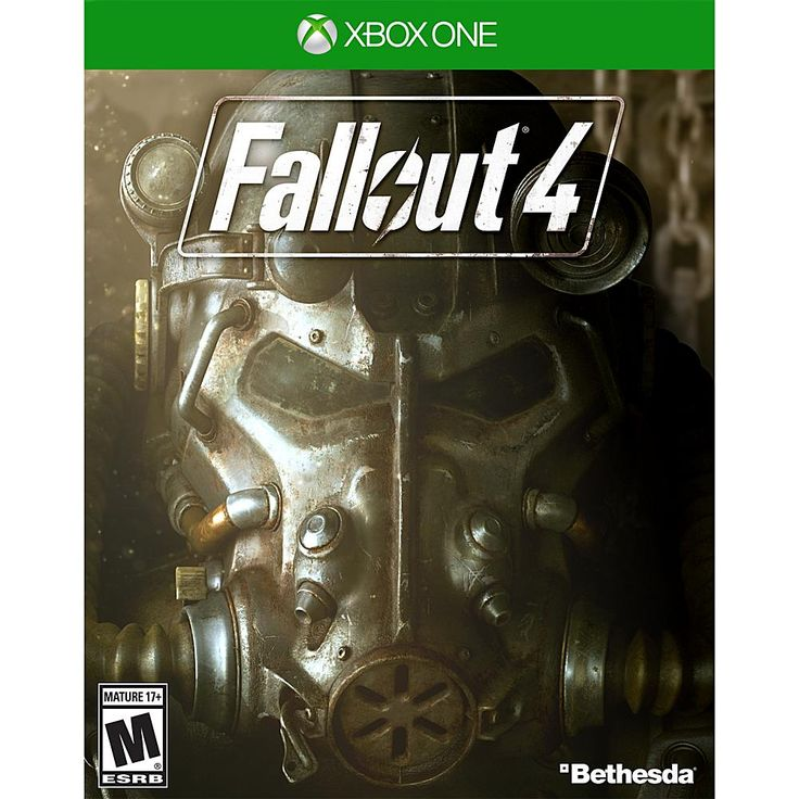 "Microsoft ""Fallout 4"" Game - Xbox One"