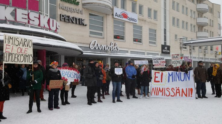Refugees have been the topic on everyone's lips in Finland, lately.