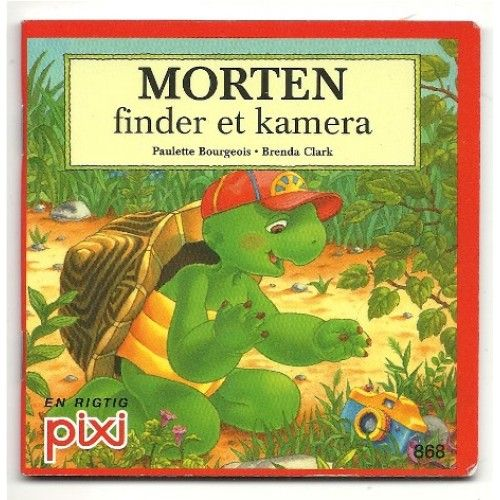 868 - Morten finder et kamera