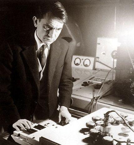 Pierre Schaeffer, WWII Era Elecroacoustic Musician