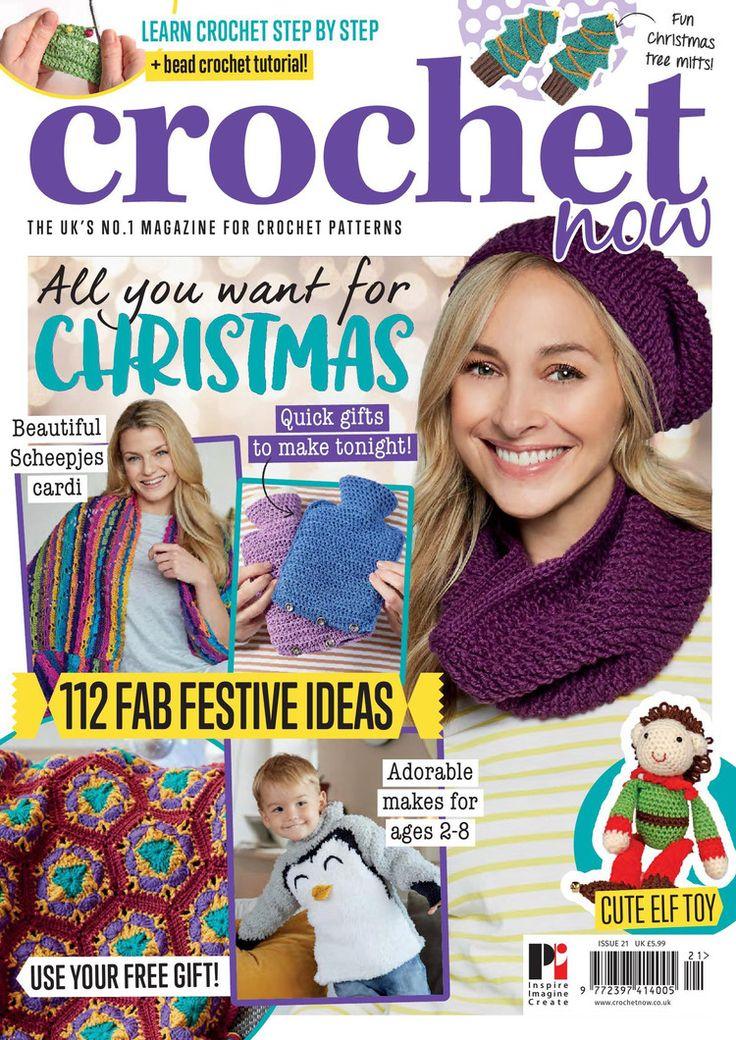 Crochet Now №21 November 2017 - 轻描淡写 - 轻描淡写