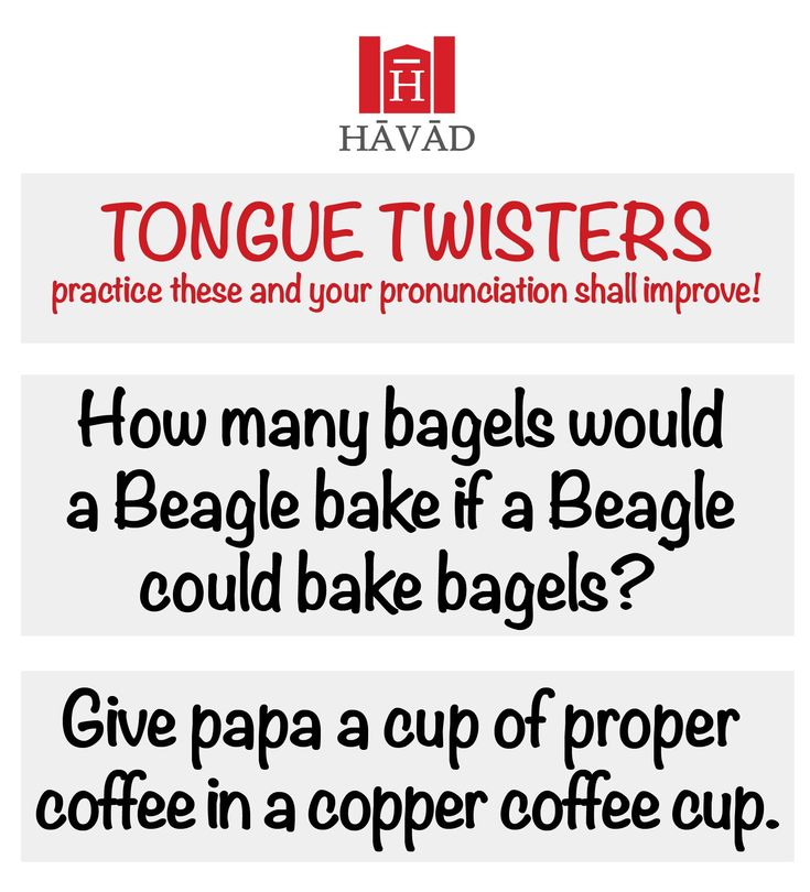 Best 20+ Funny Tongue Twisters ideas on Pinterest | Tongue ...