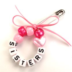 Sisters Swaps - Girl Scouts Swaps - Girl Scouts Bead Project Ideas