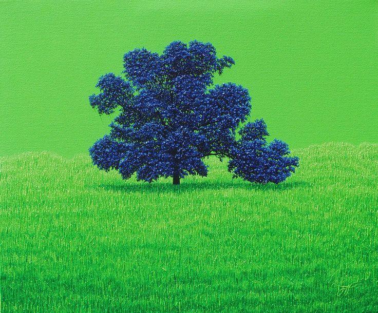"""""""VIOLET SURMISE"""" 20x24oil on canvas SOLD by: CRAIGHEAD GREEN GALLERY, 1011 Dragon Street,  Dallas, TX 75207.  Ph: 214.855.0779 www.jaymaggio.com"""