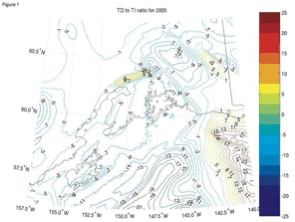 USGS Hazards map