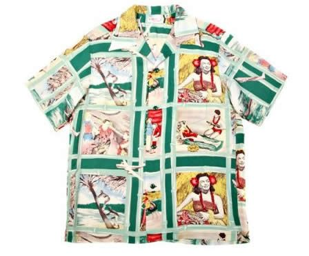 Hawaiian Shirt + Vintage Hawaiian Shirts