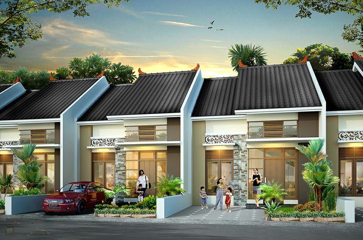 render rumah tinggal dari jasa 3d cepat murah berkualitas http://eben3d.blogspot.com