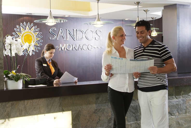The Sandos Monaco Hotel & Spa, Hotel All Inclusive integrates itself perfectly within the modern buildings of the town and our customers will be able to use its magnificent facilities as well as the deailed and renowned service of the Sandos Hotels & Resorts. #Benidorm www.sandos.com