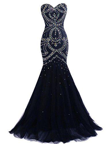 Dresstells® Long Mermaid Prom Dress Corset Back Tulle... https://www.amazon.co.uk/dp/B01C5R0B40/ref=cm_sw_r_pi_dp_t68qxbRJXJ9AP