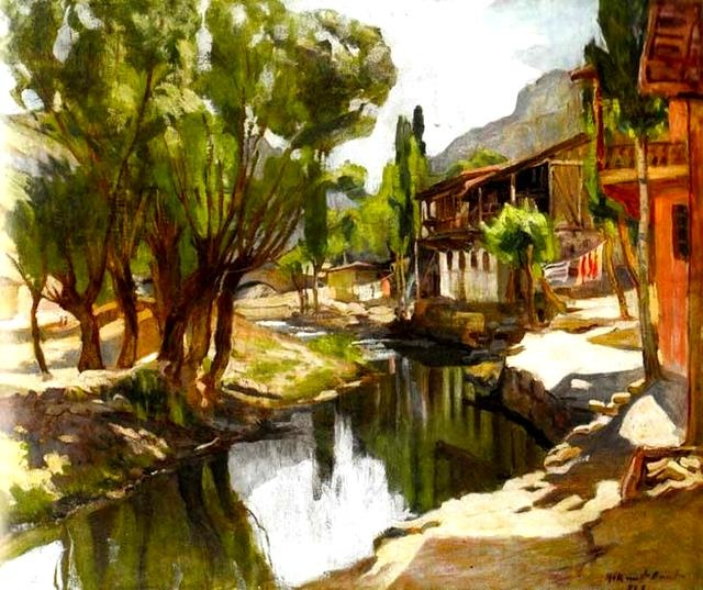 Hikmet Onat (1882 - 1977)