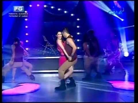 Marian Rivera Latin Dance Showdown with Ryzza Mae Dizon and Ruby Rodriguez