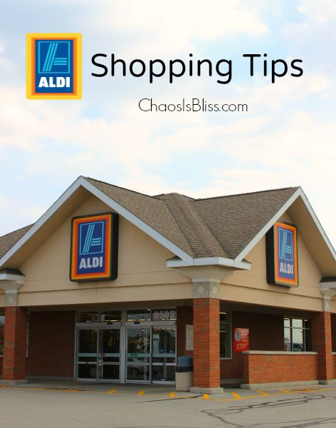 If you're a newbie to shopping Aldi, here are the easy Aldi shopping tips you need to know.