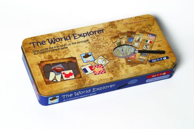 Cena: 52.00zł. Eksresowa wysyłka od ręki. GRA - MAŁY ODKRYWCA izraelskiej marki puzzle... więcej na www.Tublu.pl