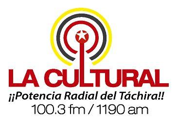 YVZD Radio Cultural del Táchira, San Cristóbal VEN 1190