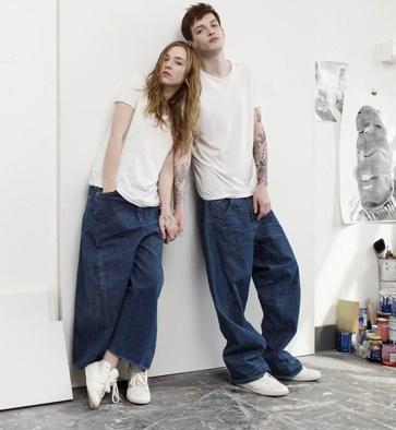 Levi´s RAR Damen Jeans NEU 10th ANNIVERSARY LIMITED EDITION nur 339 Paar XS 34   eBay