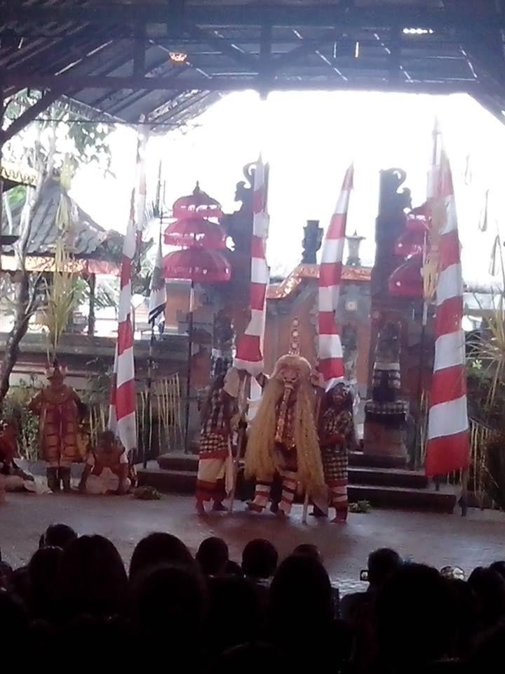 Barong & Kris Dance di Denpasar, Bali