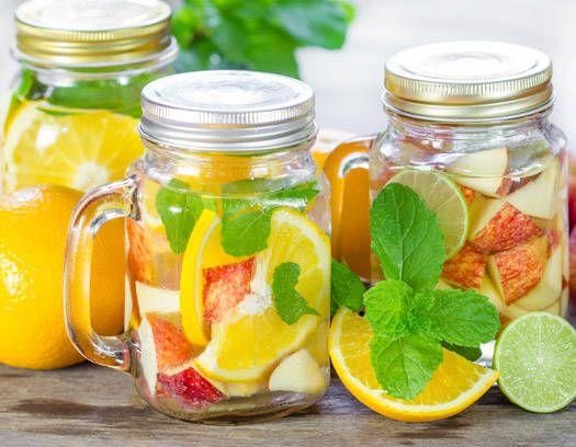 Aguas frescas para el calor - Cocina y Sabor