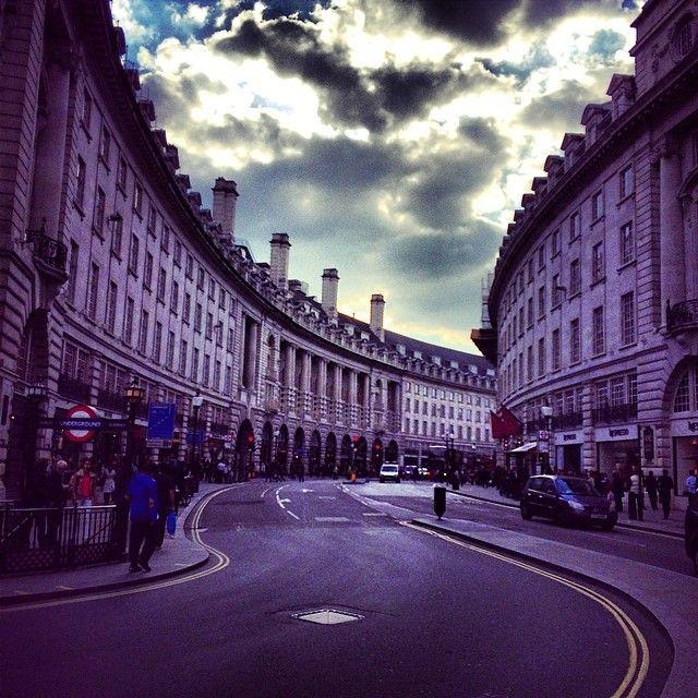 #regentstreet #london - @philip0619