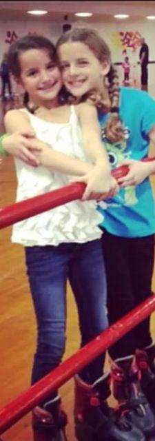 Annie and Sydney bratayley
