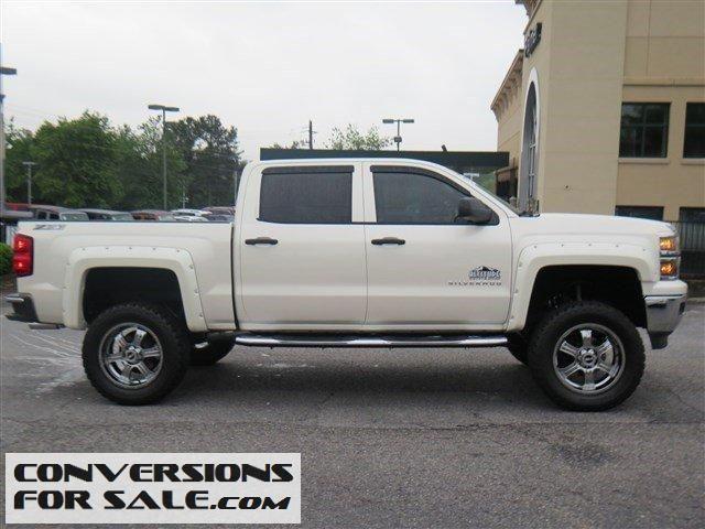 Used 2014 Chevy Silverado 1500 Rocky Ridge Altitude Lifted Truck