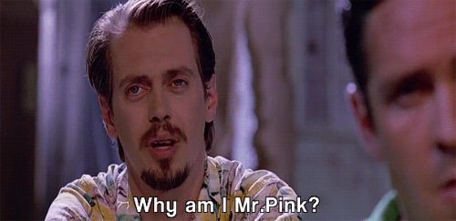 Mr Pink Reservoir Dogs Quotes. QuotesGram