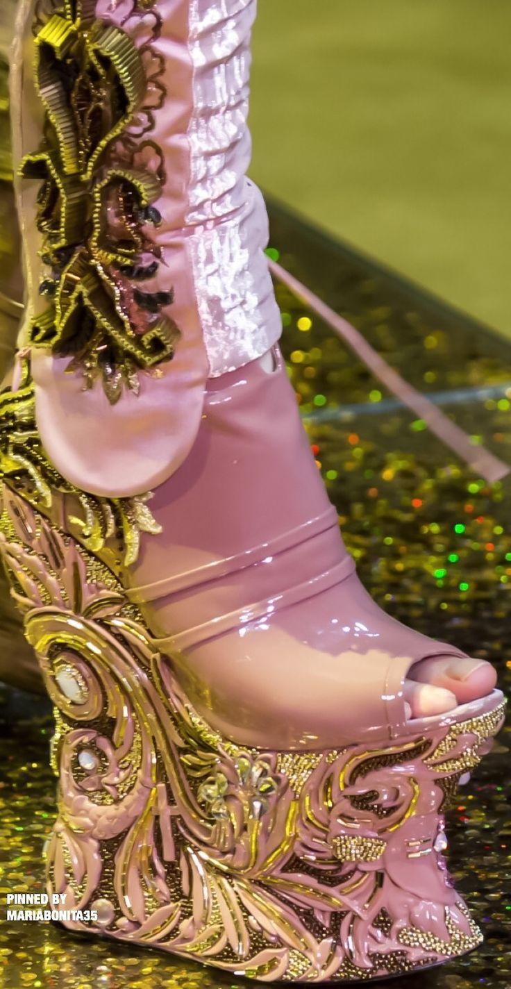 Gou Pei Haute Couture Details SS17