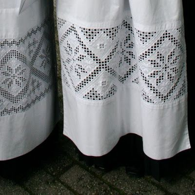 details from the HARDANGER BUNAD, the national costume from the region of Hardanger.