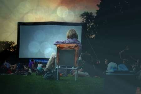 Make Your Own Outdoor Movie Theater | DoItYourself.com