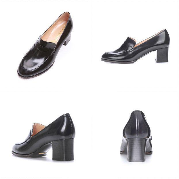 #NAMUHANA #designer #handmade #shoes #namuhana #pumps #loafer #oxford #black #schoollook #디자이너 #슈즈 #나무하나 #수제화 #펌프스 #로퍼 #옥스포드 #블랙 #스쿨룩 #NB292BK