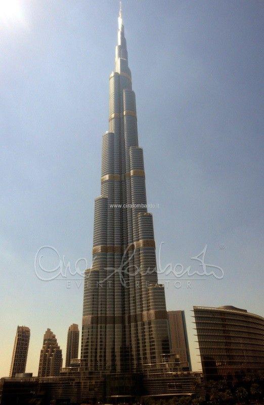 grattacielo più alto del mondo a Dubai