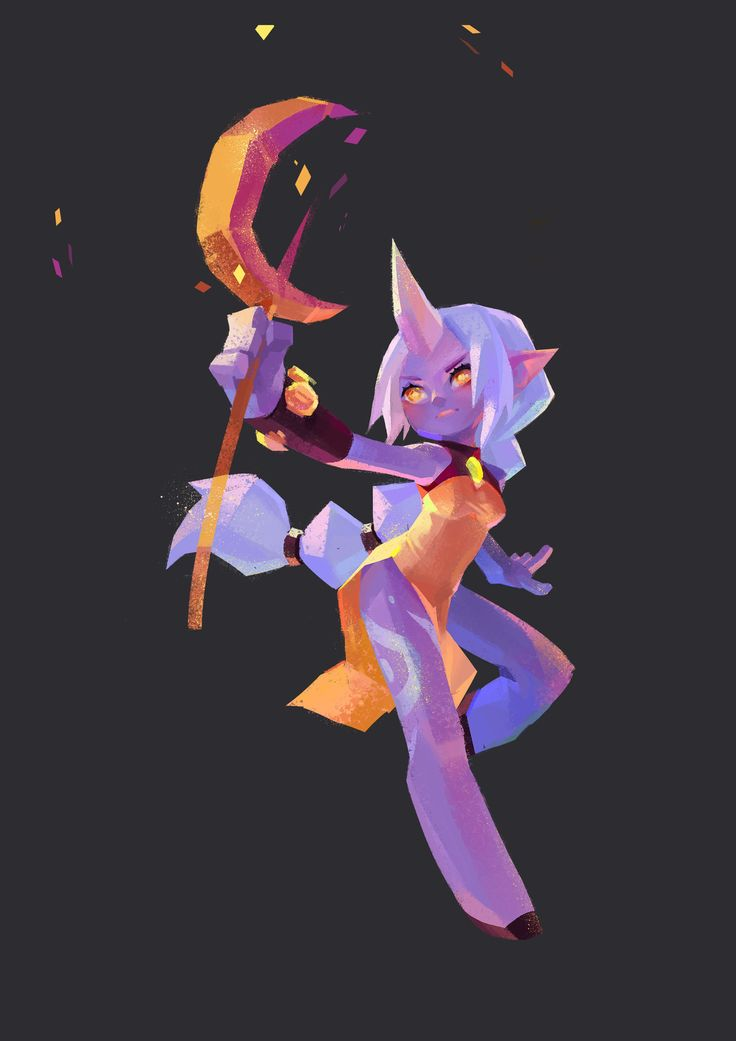 Soraka, kakar cheung on ArtStation at https://www.artstation.com/artwork/ZPyP8