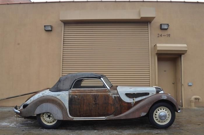 1939 BMW 327 - Vehicle Images