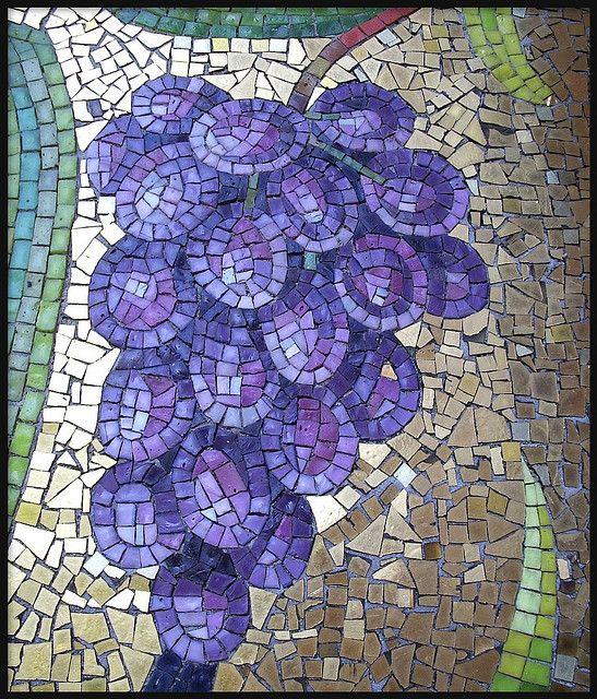 Detail: Mosaic, Church Of The Transfiguration (Roman Catholic)--Detroit MI by pinehurst19475, via Flickr