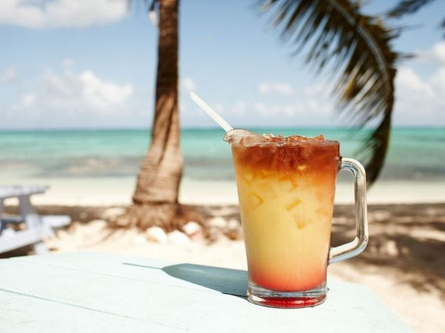 Rum Punch | @frenchmadame
