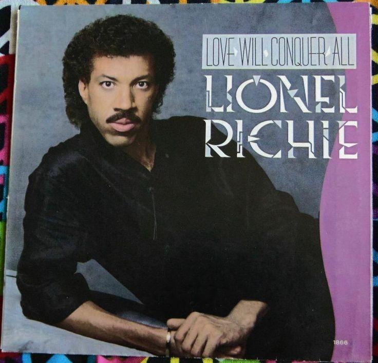 16 best Lionel richie albums images on Pinterest | Lionel richie ...