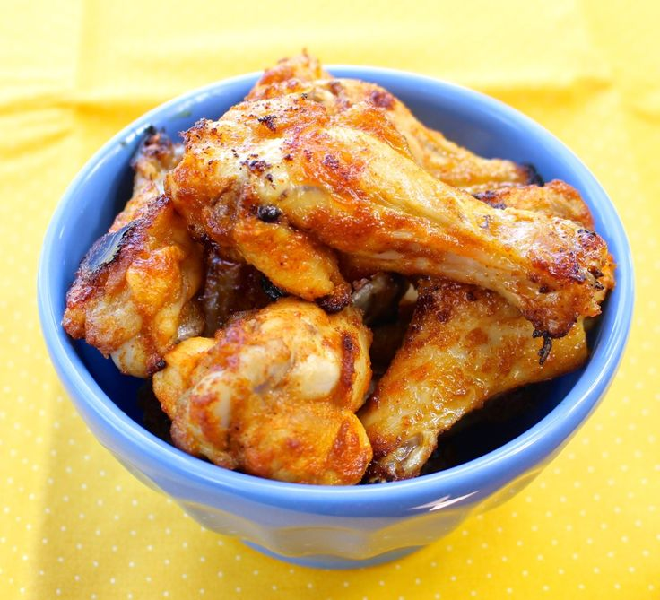 Paleo Chile Lime Chicken Wings