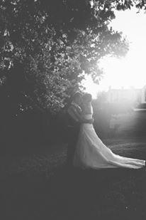 Beautiful black and white photo