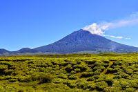 Kerinci Volcano