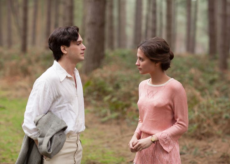 """Testament of Youth"", with Kit Harington, Alicia Vikander. Loved this movie!"