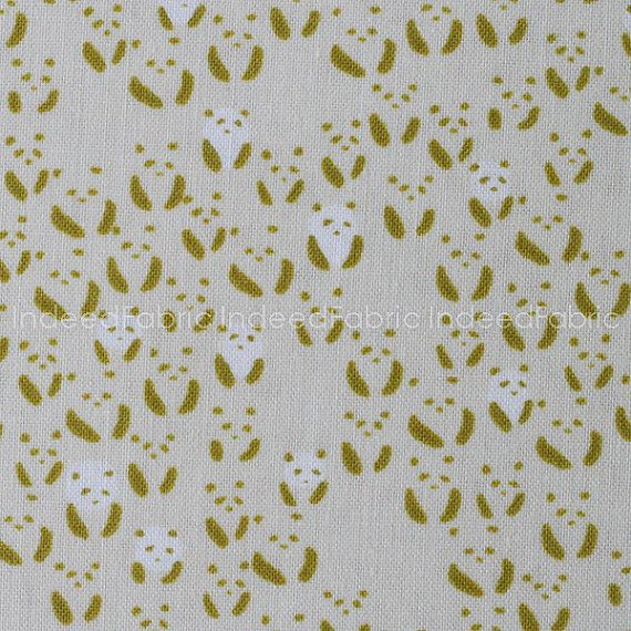 Panda Bebe Pearl Paper Bandana Collection Cotton  by IndeedFabric