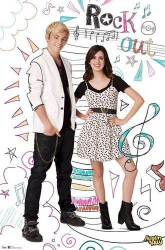 Austin y Ally simplemente perfectos