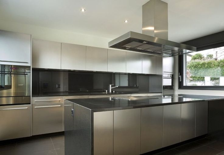creative-of-stainless-steel-kitchen-cabinets-great-home-design-ideas-with-stainless-steel-kitchen-cabinets-steelkitchen.jpg (797×555)